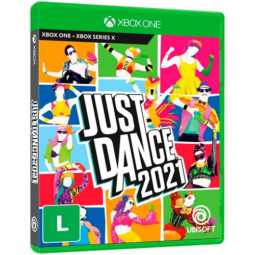 Game Just Dance 2021 Xbox One