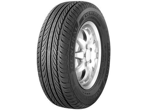 """Pneu 16"""" General 205/55R16 91H - Evertreck By Continental"""