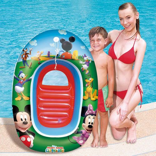 Bote Bestway Mickey Mouse Colorido - 91003